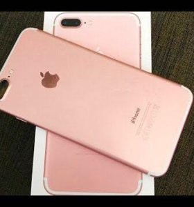 IPhone 7 Plus 256 Ростест обмен