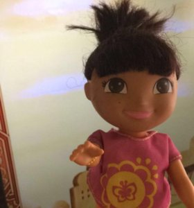 Кукла Даша из мультика