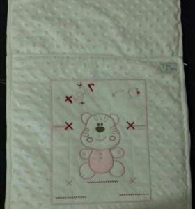 Новый конверт для девочки