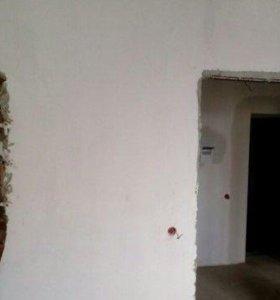 Квартира, 1 комната, 39.7 м²