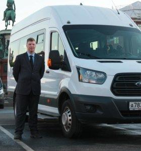 Заказать Микроавтобус Автобус 8-20-36 мест