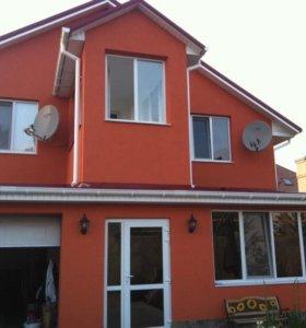 Покраска крыш, домов, пристроек,сараев,заборов.