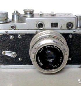 фотоаппарат зоркий 2с