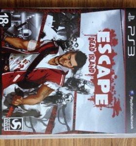 Игра ps3 Escape dead island