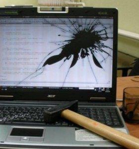 Ремонт телефонов, планшетов , ноутбуков , фото