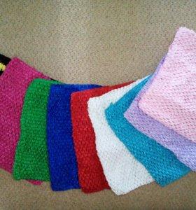 Топы и повязки для ту-ту платья с фатином
