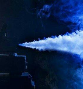 Генератор дыма (дым машина)