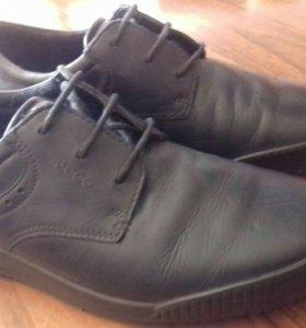Туфли для мальчика (кожа)