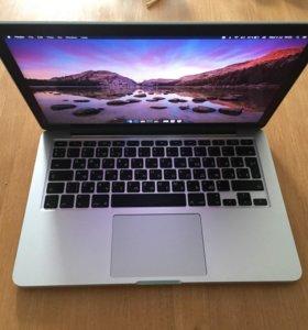 """Apple MacBook pro 13"""" late 2013"""