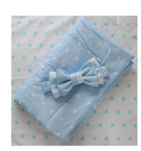 Одеяло-конверт для выписки