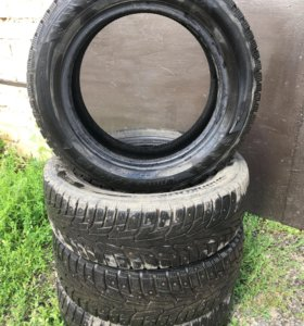 Зимние шины 185/60 R15 Hankook Winter I Pike RS