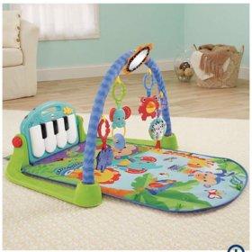 Развивающий коврик Fisher Price с пианино.