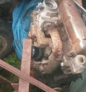 Двигатель УАЗ 76