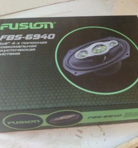 Колонки Fusion fbs-6940