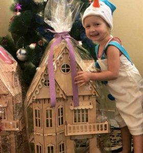 Кукольный домик!!!