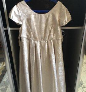 Платье мотылёк для девочки