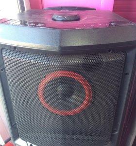 Переносная акустика LG
