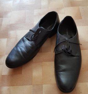 Туфли (ботинки) мужские р 43
