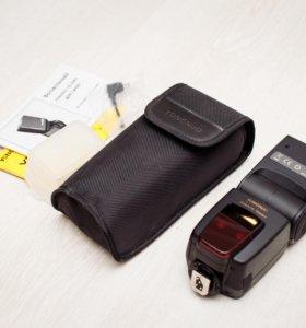 Yongnuo speedlite YN568EX для Nikon
