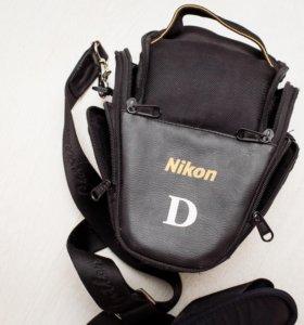 Сумка для зеркального фотоаппарата Nikon