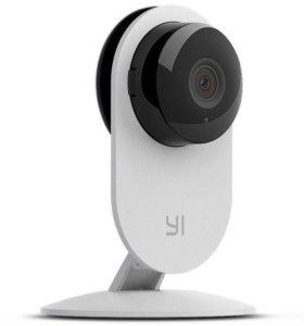 IP-камера Xiaomi Yi Home Camera 720P White/Белая