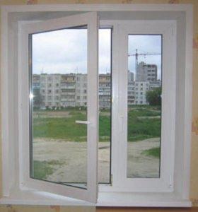 Пластиковые окна и комплектующие  без посредников