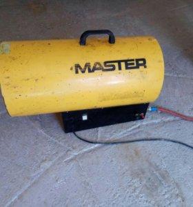 Газовая тепловая пушка master BLP 73M