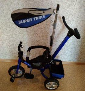 Трёхколёсный велосипед Super Trike