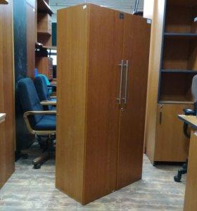 Шкаф для документов 4 секции закрытый б/у см14131