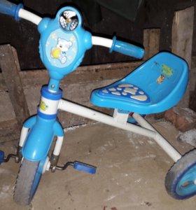 Детский велосипед отл.качества СРОЧНО