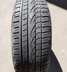Шины continental crosscontact uhp 235/55 r19 105v