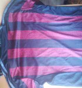 Футбольная футболка (Milan)
