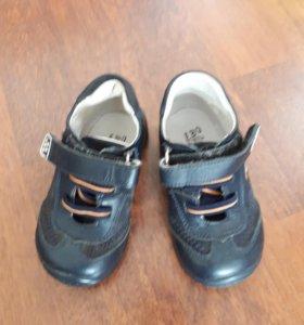 Детские ортопедические ботиночки, р.19-20