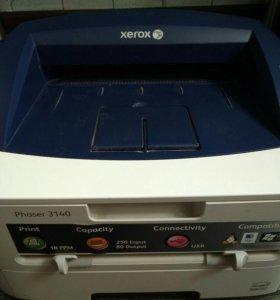 Принтер лазерный phaser 3140