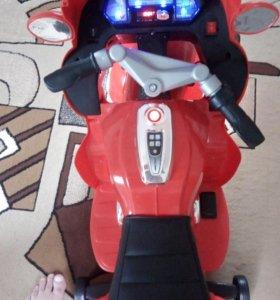 Мотоцикл детский до 35кг.