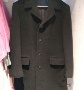 Кашемировое пальто STONES