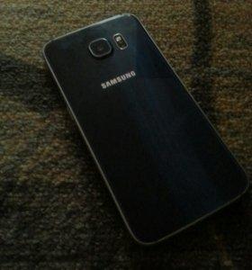 Samsung galaxy s6 Bleck sapphire 32 g