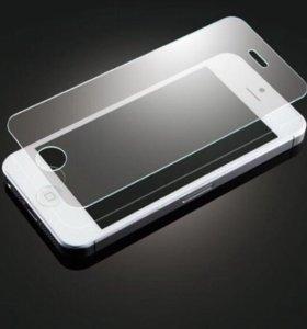 Стекло на iPhone 5/5s/se