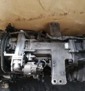 КПП G211-16 на Actros MP2