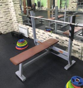 Оборудование для фитнесса