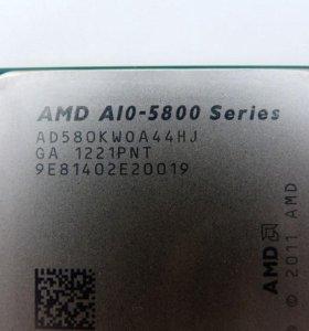 Процессор AMD A10-5800k 3,8ghz 4ядра