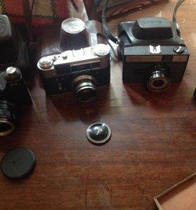 Фотоаппараты 4 по цене одного