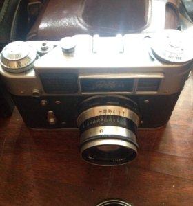 ЛОМО фэд 4 фотоаппарат