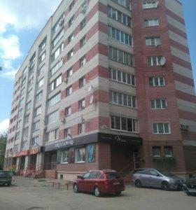 Квартира, свободная планировка, 110 м²