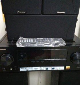 Новый AV-ресивер Pioneer VSX-830