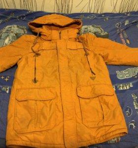 Куртка подростковая деми Alpex