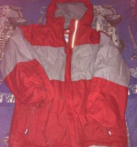 Куртка зима Colambia L