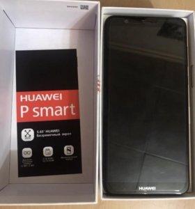 Новый Huawei P Smart