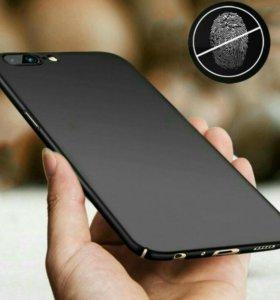 Ультра тонкий матовый чехол на iPhone 6/6s