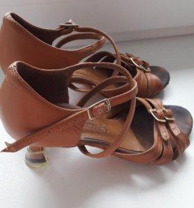 Туфли, для латины. Ю1